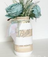 DIY Mother's Day Mason Jars