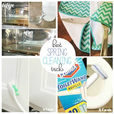 Best Spring Cleaning Tricks and a free printable Stain Remover chart by U Create
