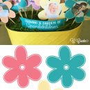 Grandma's Garden printables - great Mother's Day gift idea!