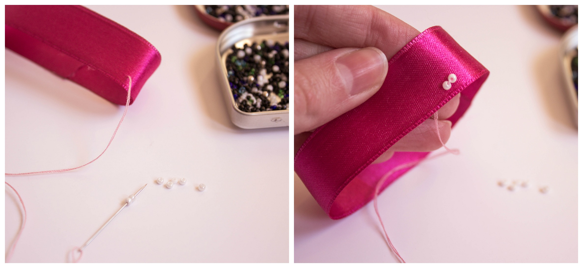 DIY Bow Embellishment