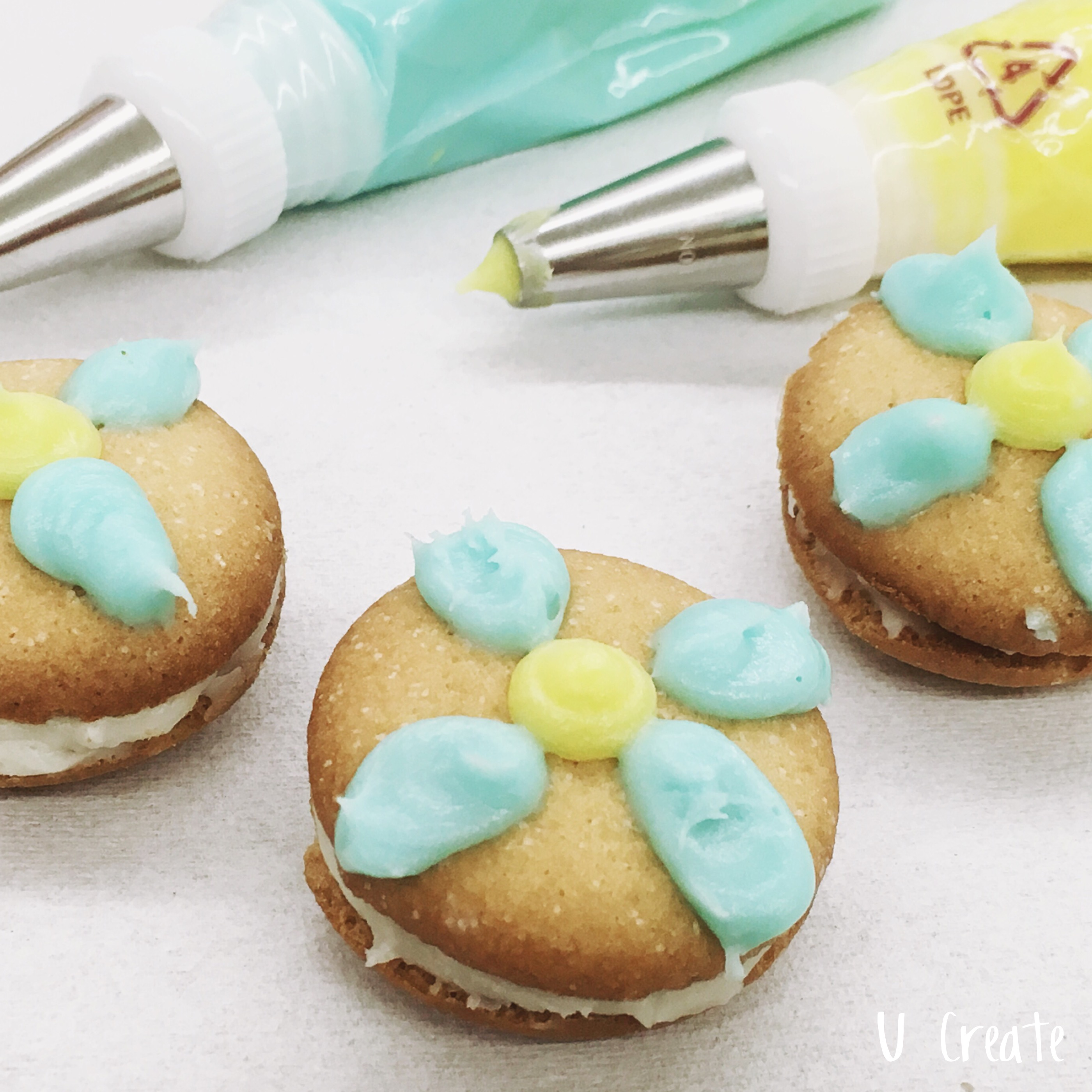 Learn something new - cookie decorating basics!