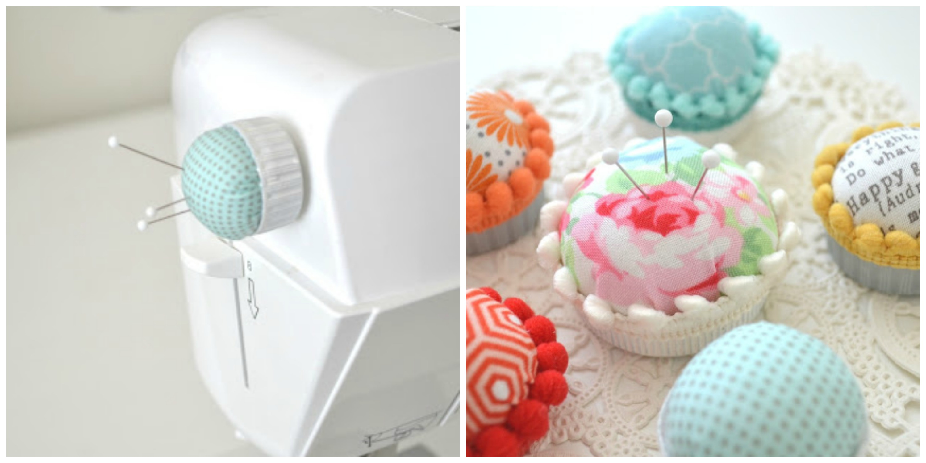 Bottlecap Pincushion Tutorial - magnetic and attaches to your machine!