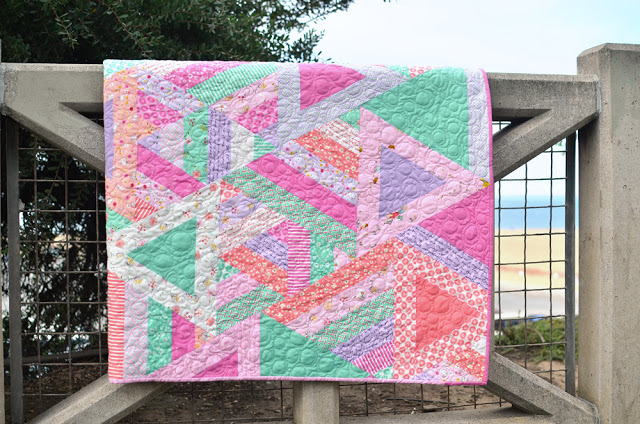 Free Jelly Roll Quilt Tutorials