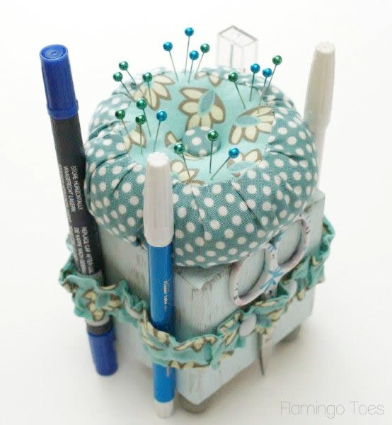 Sewing Tool Caddy Tutorial