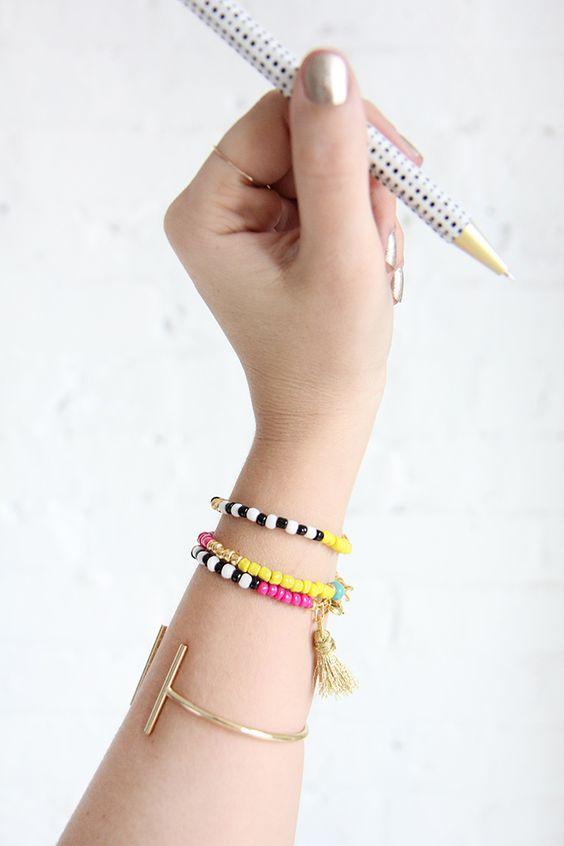 DIY Jewelry Tassels