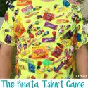 How to Play The Pinata Tshirt Game by U Create