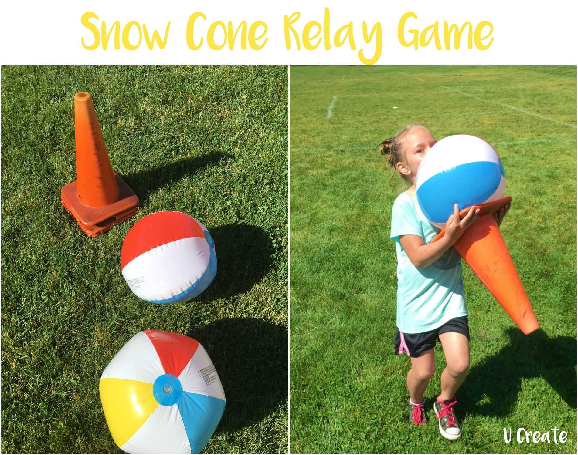 Games for Summer Parties!