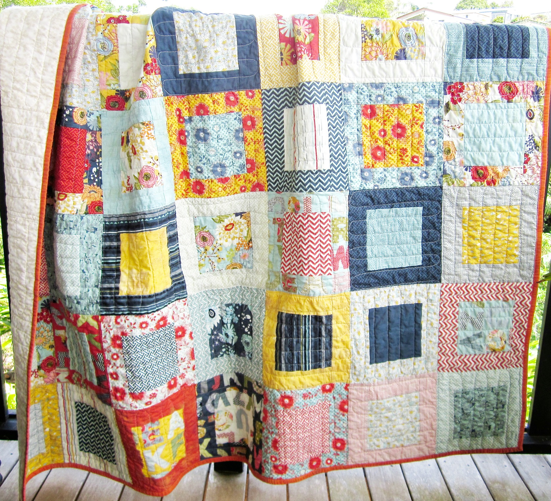 Layer Cake Baby Quilt Patterns