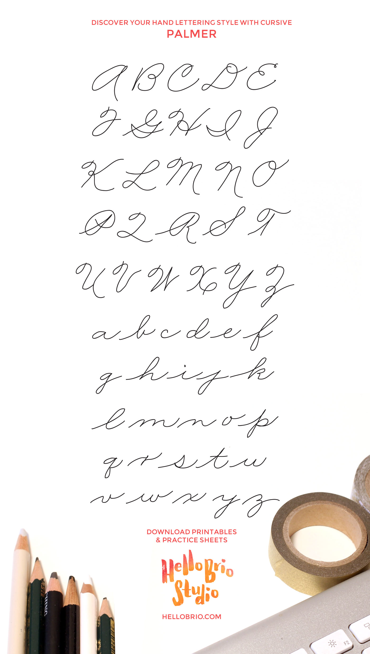 Free Improve Your Handwriting Worksheets