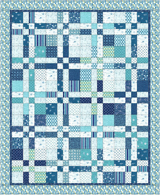 Landlocked Quilt Tutorial