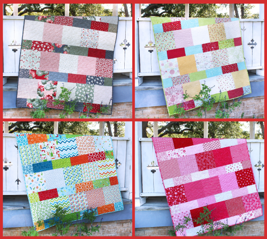 Free Lemonade Quilt Pattern