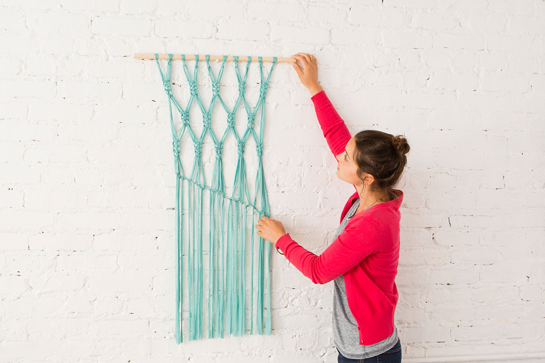 DIY Macrame Wall Hanging and other amazing macrame projects!