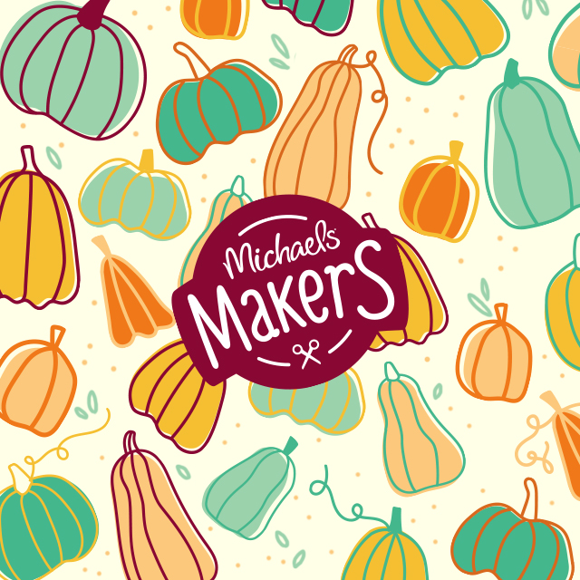 Michaels Makers Pumpkin Challenge