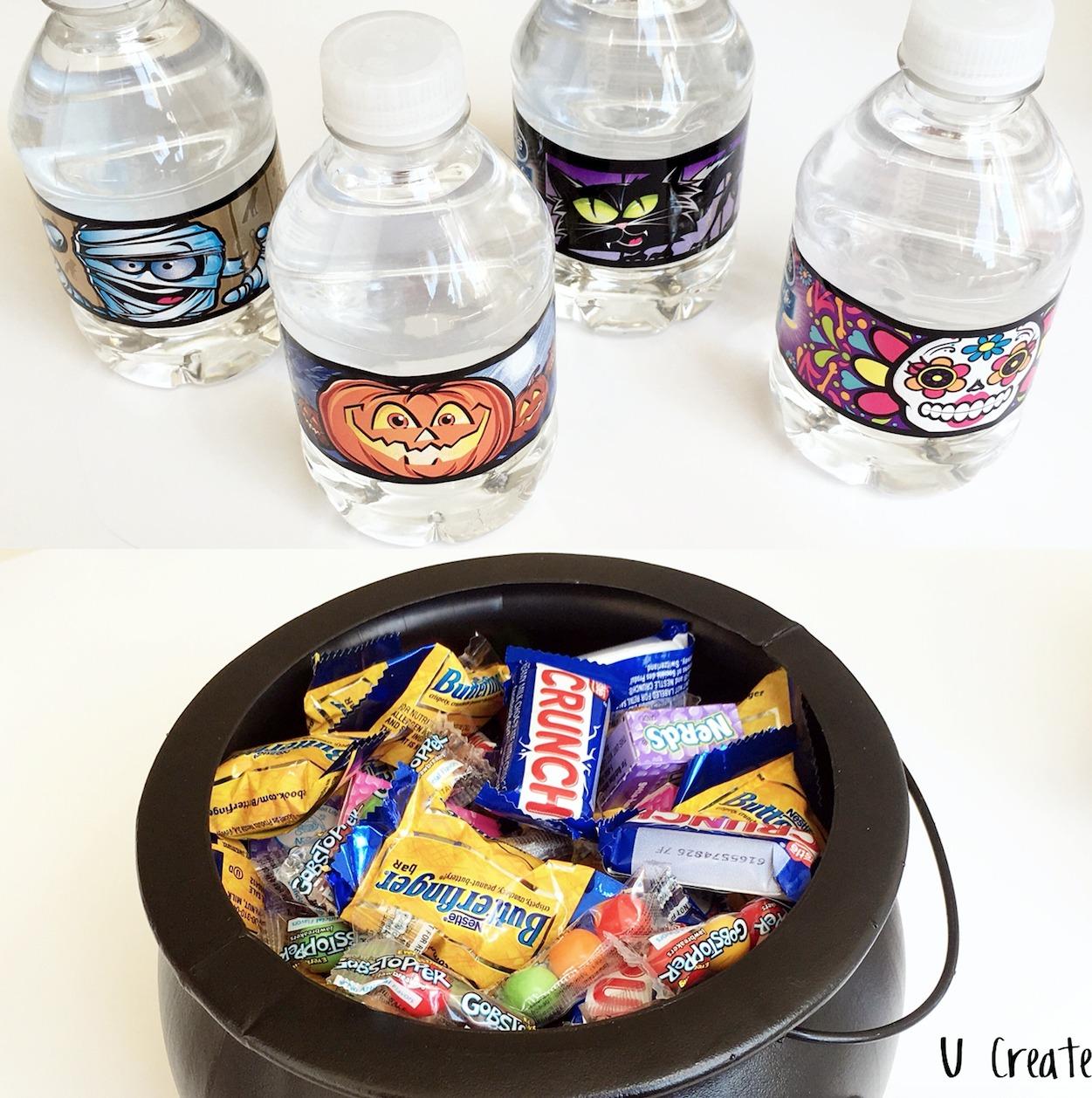Halloween Treats by U Create