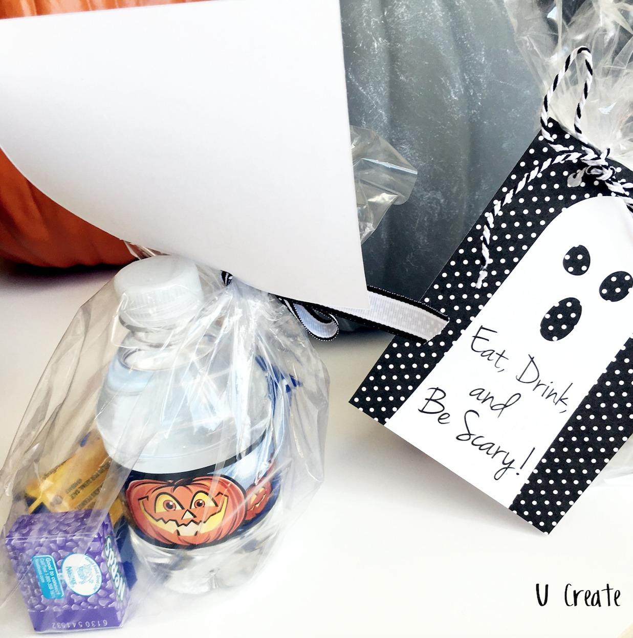 Free Halloween Printable Tags