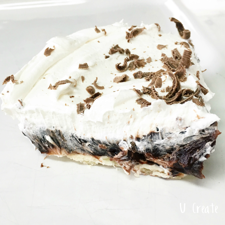 Chocolate Mud Pie Recipe by U Create