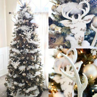 """Winter Won""""deer""""land Tree by U Create"""