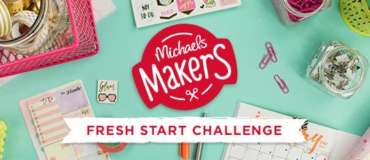 Michaels Fresh Start Challenge