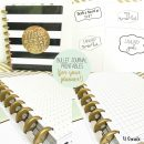 Bullet Journal Printables for your planner! by U Create