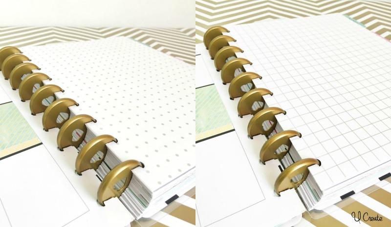 Bullet Journaling Page Printables by U Create