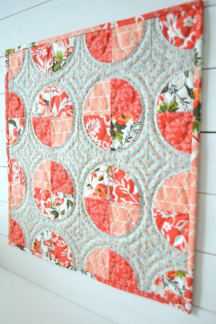 Circle of Fun Delight Quilt Tutorial
