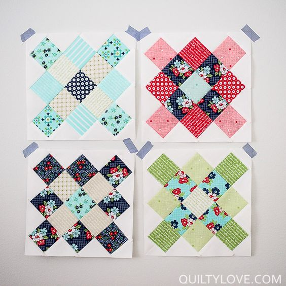 Granny Square Quilt Tutorial