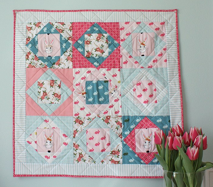 Wonderland Quilt Tutorial