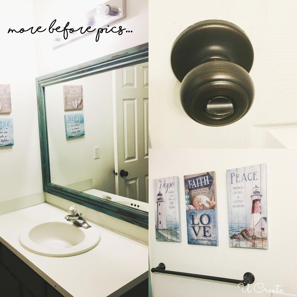 Bathroom Refresh by U Create