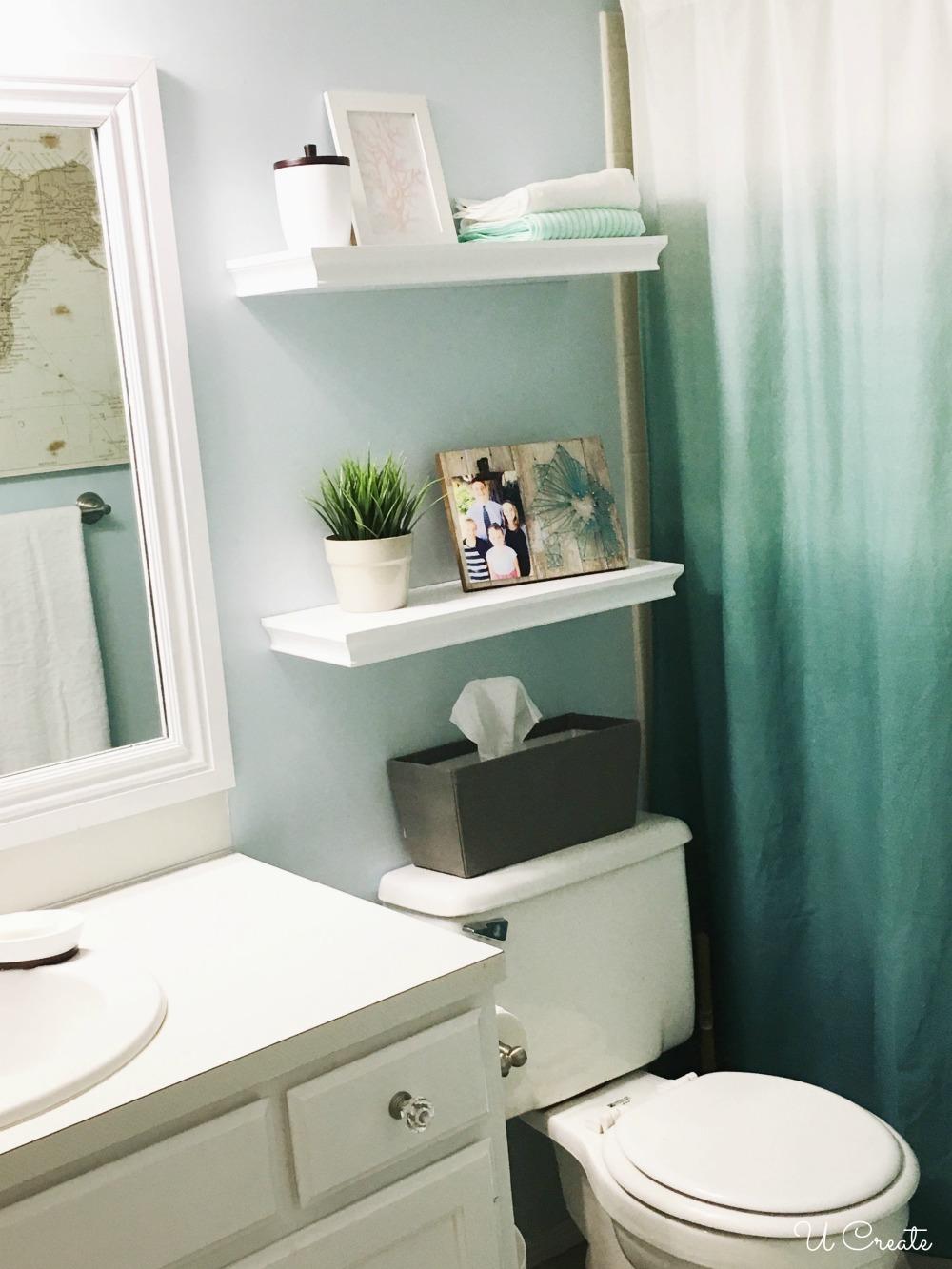 bathroom remodel by U Create