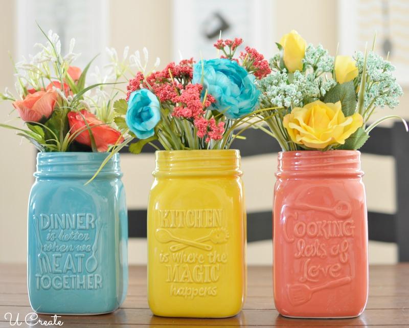 Summer Floral Decor Ideas
