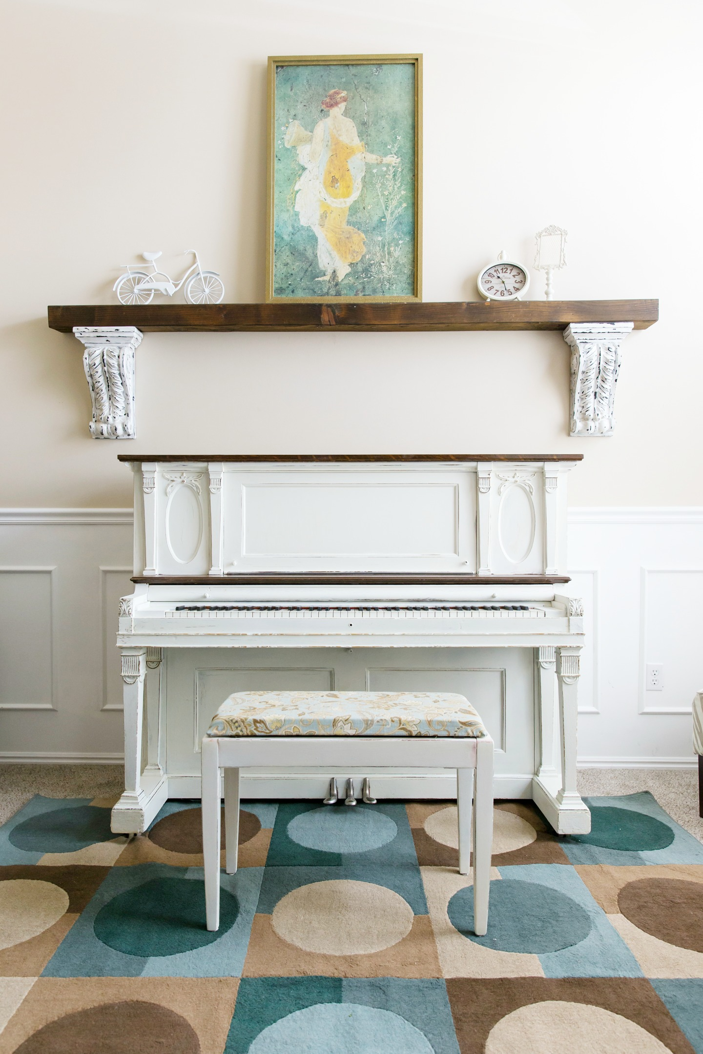 The Piano Project - How to Paint a Piano