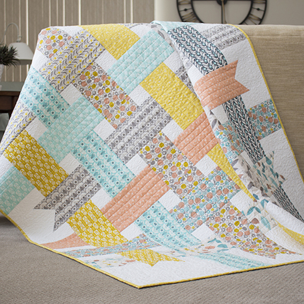 Simple Modern Quilt Patterns Free : Free Modern Quilt Patterns - U Create
