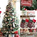 A Country Christmas Tree by U Create