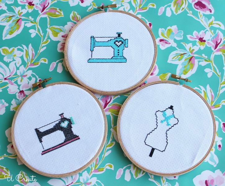 Free Cross Stitch Patterns at U Create