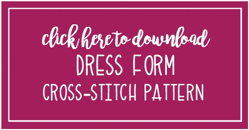 Free Sewing Cross Stitch Patterns