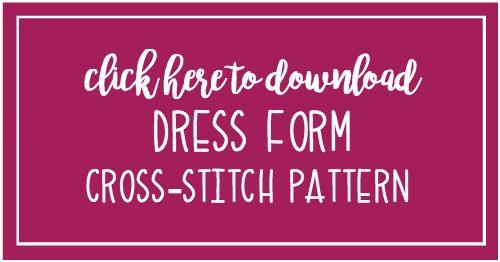 Free Sewing Cross Stitch Patterns