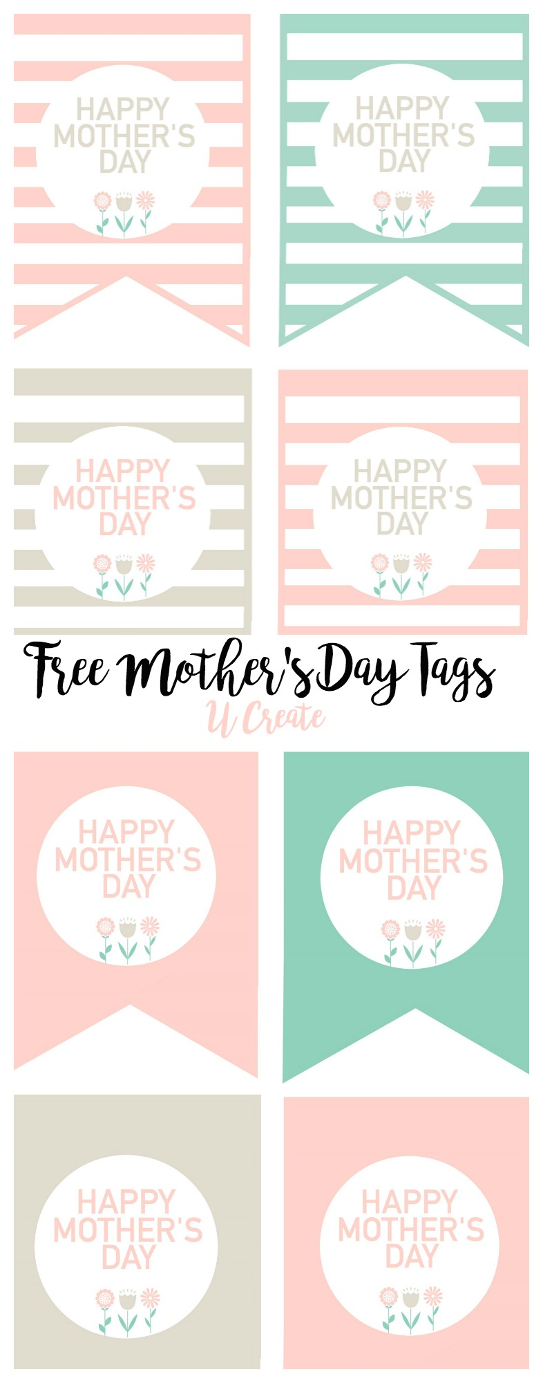 image relating to Free Printable Mothers Day Tags named Do it yourself Moms Working day Mason Jars