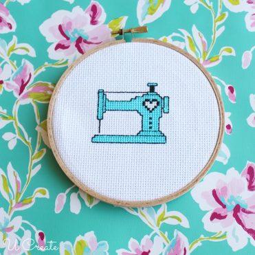 Free sewing machine pattern