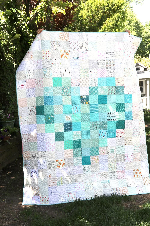 Amazing Pixel Quilt Tutorials