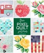 Free Pixel Quilt Tutorials