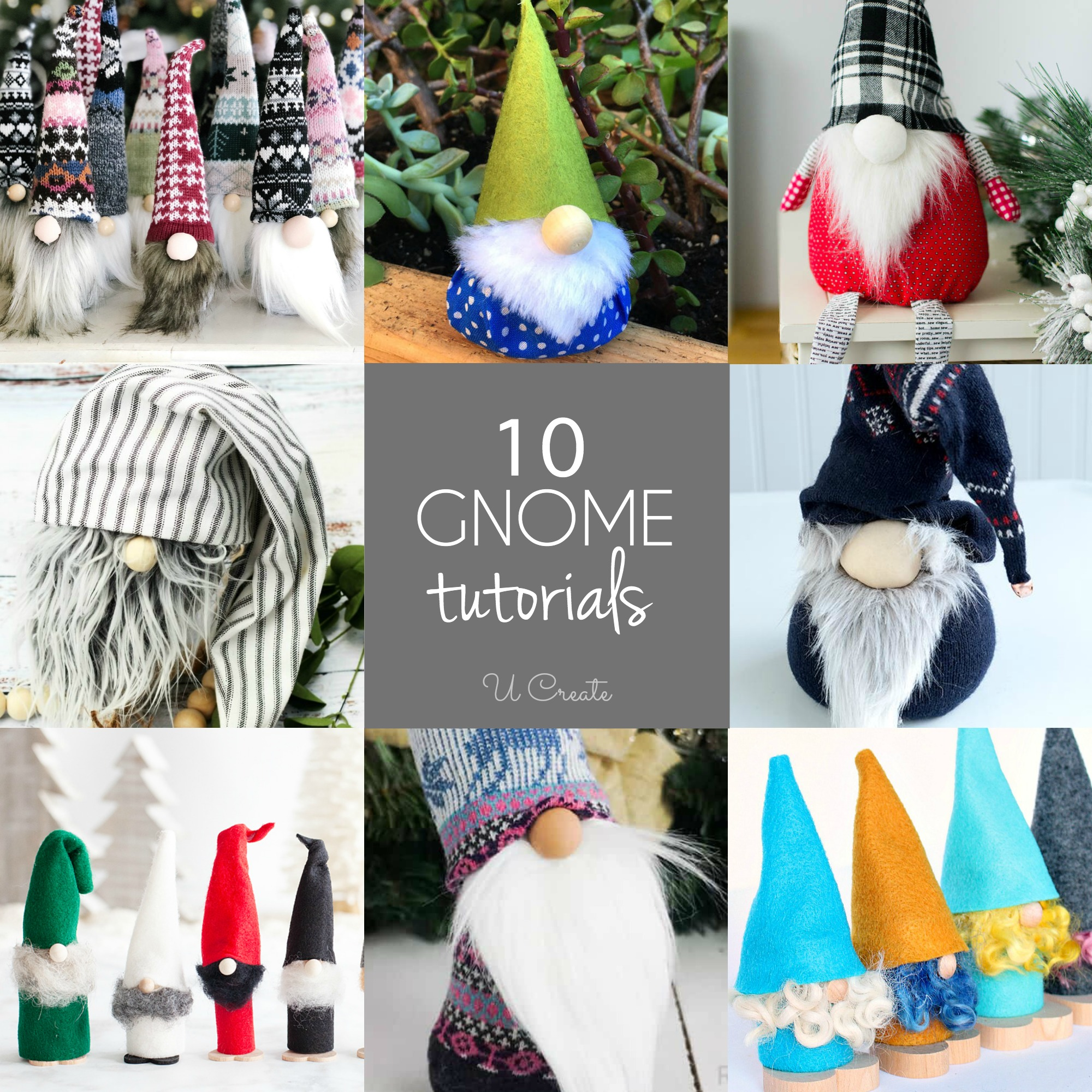 10 Gnome Tutorials