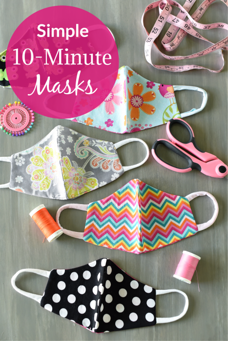 10 Comfortable Mask Tutorials